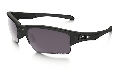 Oakley Quarter Jacket (Youth Fit) MAT BLK/Prz Daily Pol. & Care Kit - Baseball Youth Sunglasses Oakley
