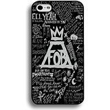 Iphone 6 Plus / 6s Plus ( 5.5 Inch ) FOB Band Cover Shell Hipster Cool Style EMO Rock Band Fall Out Boy Phone Case Cover for Iphone 6 Plus / 6s Plus ( 5.5 Inch )
