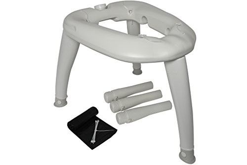 E POT Jumbl Portable Travel Toilet product image