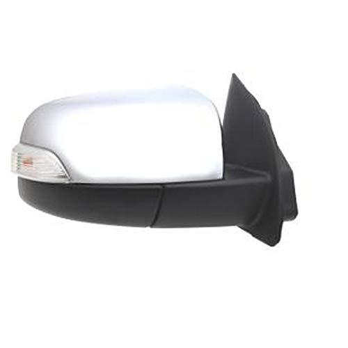 7438635099558 Derb Specchio Specchietto Retrovisore Sx Sinistro Lato Guida Elettrico - Con Fanale - Con Luce Di Cortesia - Calotta Cromata