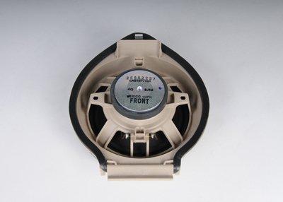 ACDelco 25852237 GM Original Equipment Front Door Radio Speaker ADW25852237