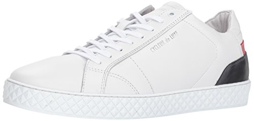 Cycleur De Luxe Bratislava Sneaker Uomo Bianco optic White red navy Optic White red navy