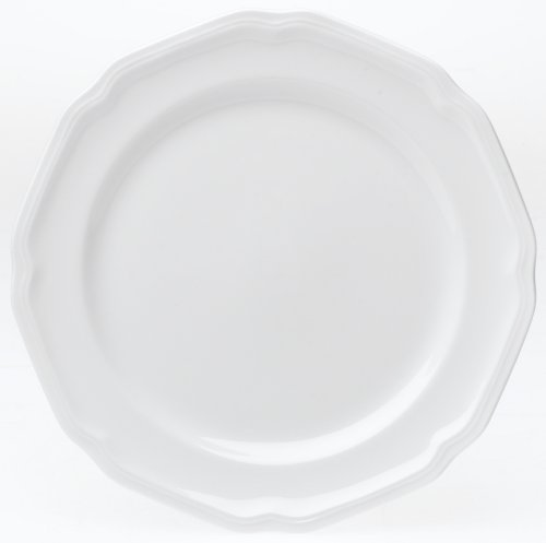 Mikasa Antique White Salad Plate, 8.25-Inch