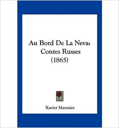 Book Au Bord de La Neva: Contes Russes (1865) (Paperback)(French) - Common