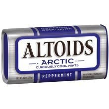 Altoids Arctic Peppermint, 1.2 Ounce -- 96 per case. by Altoids