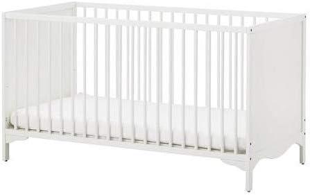 SOLGUL IKEA - Cuna para bebé (70 x 140 cm), Color Blanco ...
