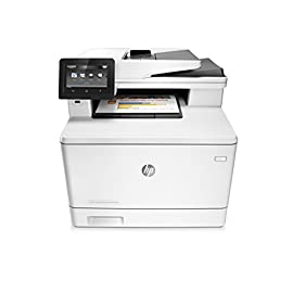 HP Laserjet Pro M477fdn All-in-One Color Printer