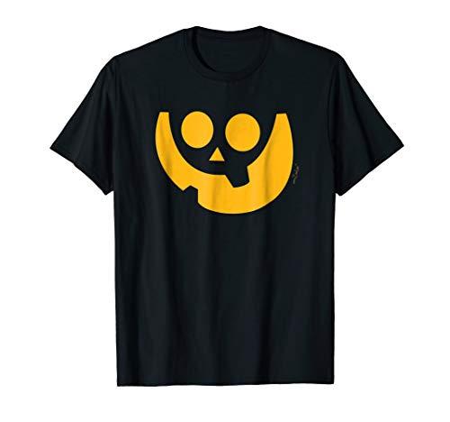 ZeeLee T Shirt Happy Pumpkin -