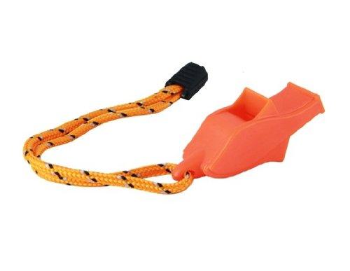 Exquisite Dolphin Design Whistle (Orange)