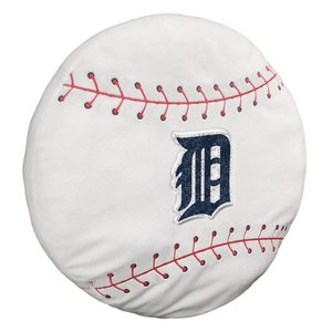 - The Northwest Company MLB Detroit Tigers 3D Sports Pillow, One Size, Multicolor
