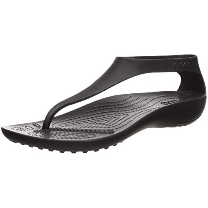 Crocs Women's Serena Flip Flops | Sandals for Women