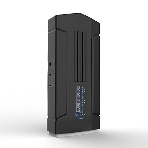 Elivebuy Portable 10500mah Flashlight Emergency