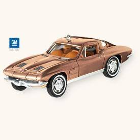 1963 Corvette Sting Ray Coupe Repaint 2008 Hallmark (Corvette Stingray Ornament)