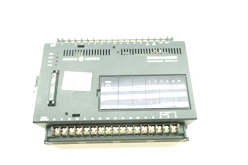 GE IC609SJR110A Series ONE Junior PROGRAMMABLE Controller 24V-DC D632632
