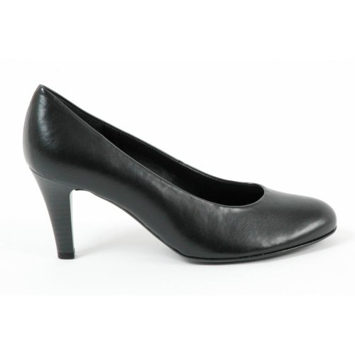 Gabor Lavender classic court shoes in black Black vYrQdYkaE