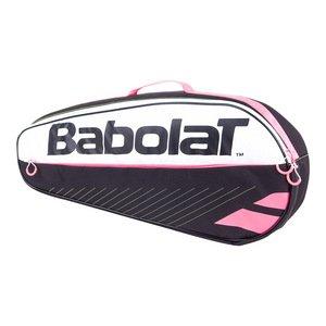 Babolat Club 3Pack Essential Tennis Tasche schwarz und pink