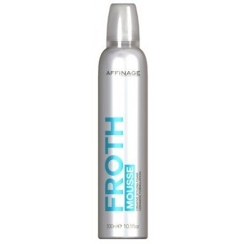 Affinage Indigo Froth Creative Styling Foam (10.1 oz)