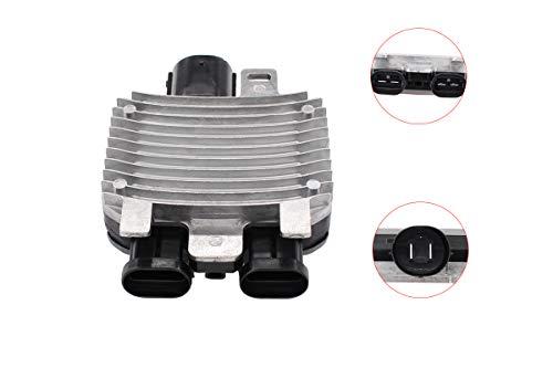 (NewYall Engine Radiator Cooling Fan Control Relay Control)