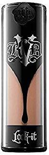 KAT VON D Lock-it Foundation, 52 Medium Warm (medium bisque)SM1975 by Kat Von D (Kat Von D Best Tattoo Work)