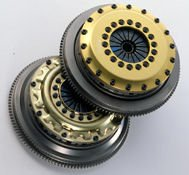 OS Giken BM533-BF6 Clutch(BMW E92 M3 TR Series Dampened Twin Plate)
