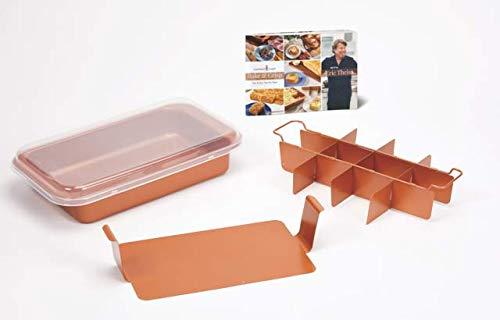 Copper Chef Bake & Crisp Pan Set