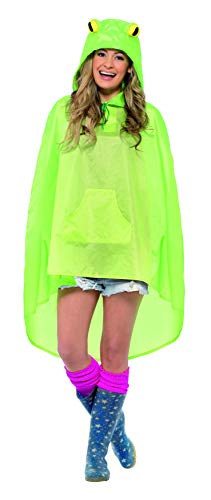 Frog Party Poncho]()