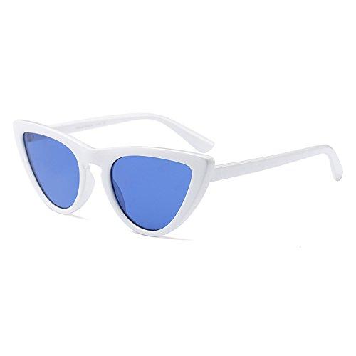 Vintage Cat Eye Juleya Goggles C3 Gafas de Retro Sunglasses Clout UV400 sol wq8f8R