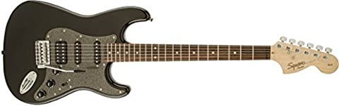 Squier by Fender Affinity Stratocaster Beginner Electric Guitar HSS - Rosewood Fingerboard, Montego