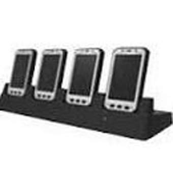 Panasonic 4-Bay Cradle For Fz-X1 And Fz-E1 (110W Power Adapter Included) by Panasonic