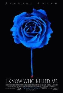 I Know Who Killed Me - Movie Poster - 11 X 17 - Lindsay Lohan