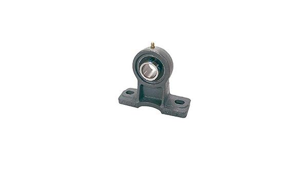 UCFA211 Bearing Steel Pillow Block Bearing High Hardness Unit Mounted Ball Bearing Waterproof Durable for Mining Metallurgy