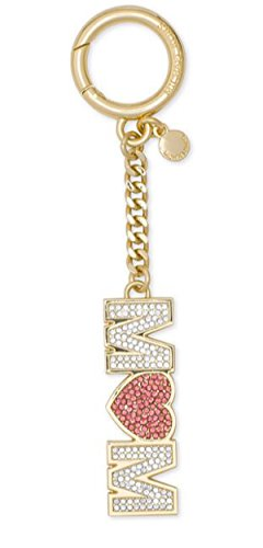 Crystal Accent Gold Tone Key - MICHAEL Michael Kors Mom Key Charm