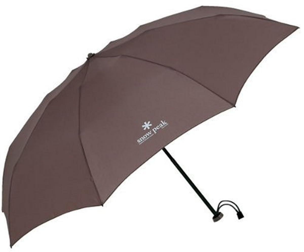 [해외] 스노우피크 접이식 우산 UG135GY