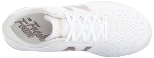 Pictures of New Balance Women's Arishi Running Shoes WARISCW1 White 2