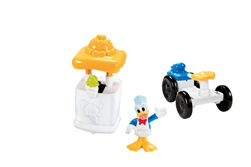 Mickey Mouse Ice Cream - Fisher-Price Disney Mickey Mouse Clubhouse, Donald Ice Cream Stand