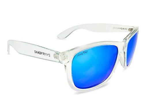 Shady Rays Signature Series Polarized Sunglasses Glacier, - Shady Glasses