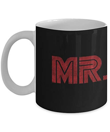 Lneng Mr. Robot (Grunge) - Coffee Mug, Tea Cup, Funny, Quote, Gift Idea for Him or Her, Women and Mother, Father's Day, Sister, Brother, Girlfriend, Boyfriend ()