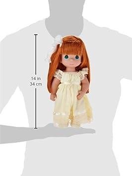 toys 4643 12 inch doll The Doll Maker Cherish Me Always Brunette Linda Rick The Doll Maker Precious Moments Dolls