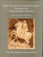 Descargar Libro Italian Fifteenth- To Seventeenth-century Drawings Anna Forlani Tempesti