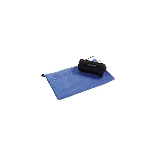 Outwell Terry Pack L Toalla de Mano, Unisex, Azul, Large OUTWC|#Outwell 650441