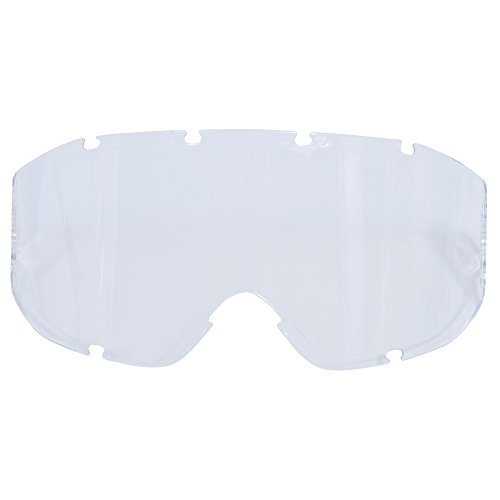 Lens Xtr Replacement (Jackson Safety Replacement Lens for V80 Monogoggle (30707), Clear Anti-Fog Lenses, 12/Case)