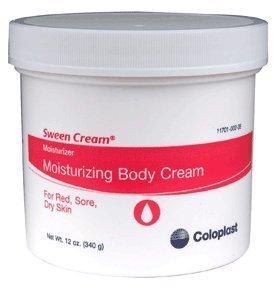 Sween Cream Jar - Coloplast 7069 Moisturising Body Sween Cream 12 oz Jar, Case of 12