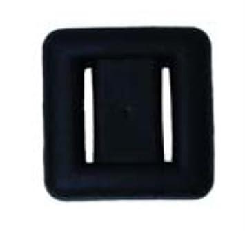 Tauchen 20902 Polaris Blei ummantelt schwarz  2 kg Blei & Bleigürtel