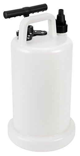 Performance Tool W54171 Manual 8 Liter Oil Changer Vacuum Fluid Extractor Pump Tank (Liquid Vacuum Pump)