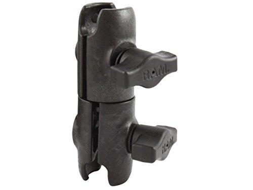 (RAM MOUNTS (RAP-B-200-12U Composite Double Socket Swivel Arm for 1