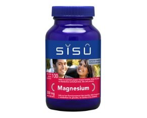 Magnesium Cit. 250mg+Malic Acid 265mg(100Capsules) Brand: Sisu