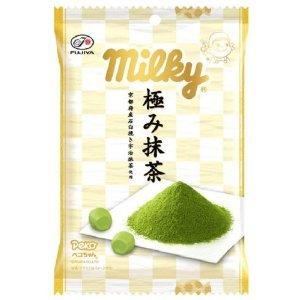 Fujiya Milky Candy Extremity Matcha (Green Tea) 100g (3.52oz)