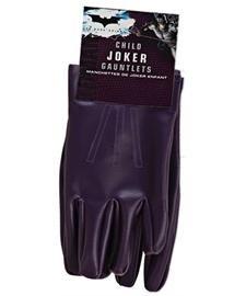 [The Joker Kids Gloves] (Childrens Joker Costume)