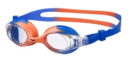 Arena X-Lite - Gafas infantiles de natación, Talla única, Color Azul/Naranja