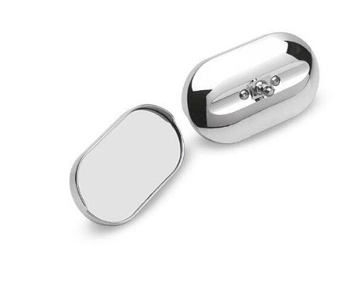 Kuryakyn 1418 Large Magnum Mirror Head with Flat Glass
